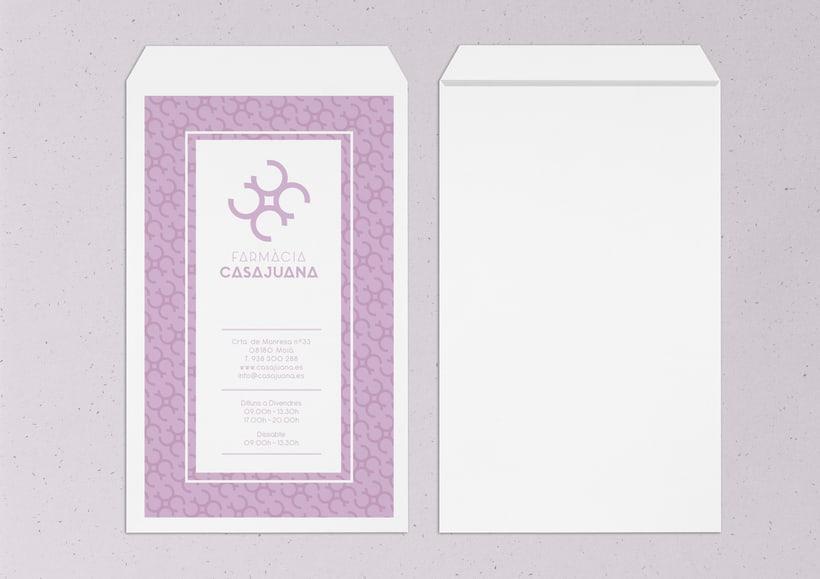 Farmacia Casajuana (Moià) 8