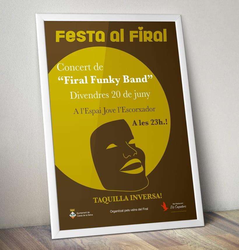 Festa del Firal 2014 1