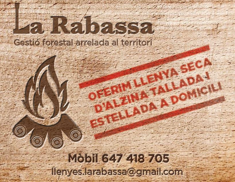 La Rabassa. Banner para web y publicación impresa 1