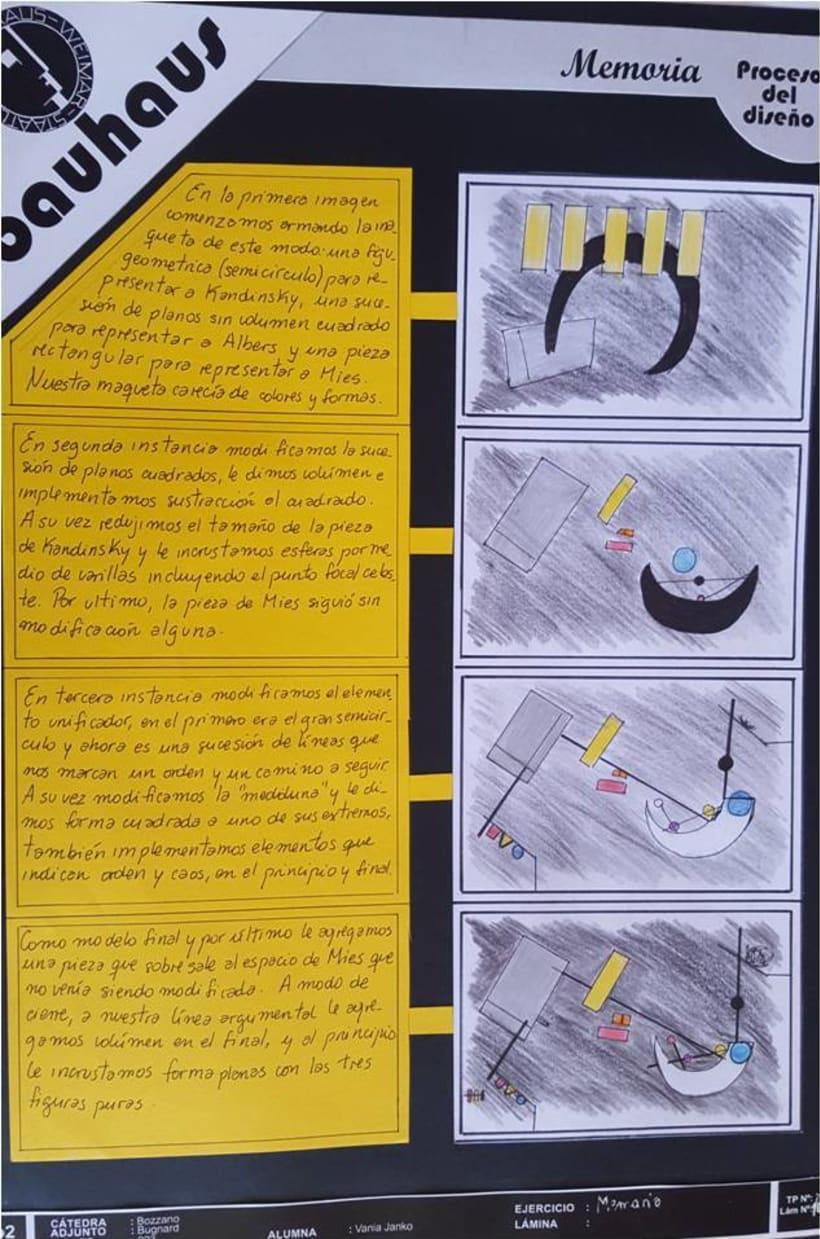 Proyectual II/ BAUHAUS 7