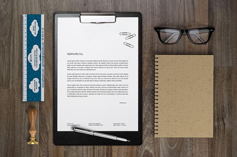 Regla Corporativa - Aplimedia 0
