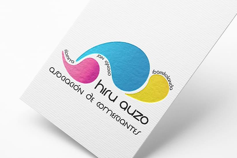 Logotipo - Hiru Auzo -1