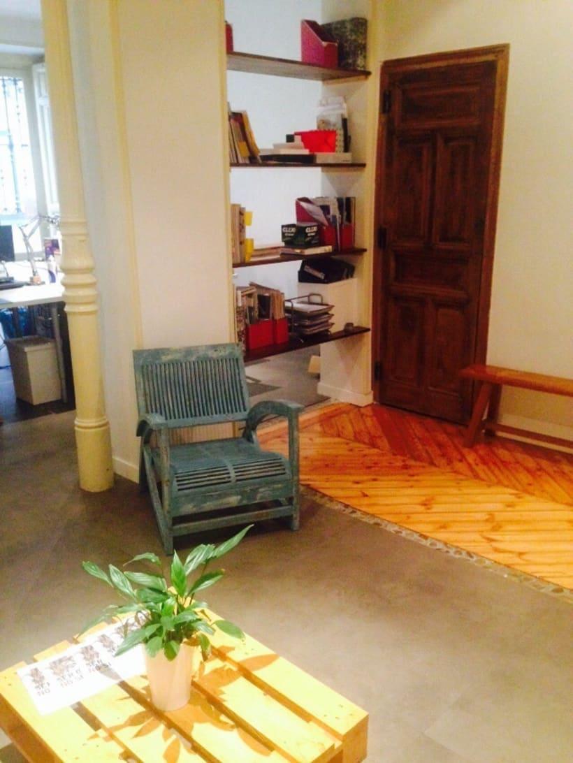 Alquiler de espacio de trabajo en oficina compartida en Madrid centro 1