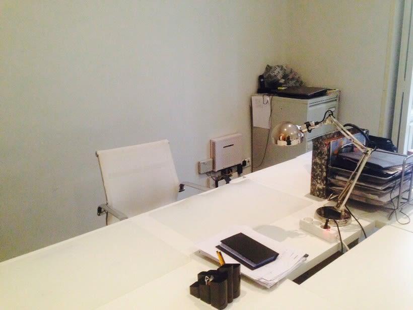 Alquiler de espacio de trabajo en oficina compartida en Madrid centro 4