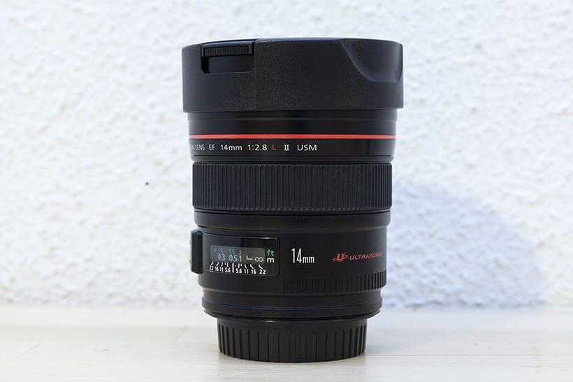 VENDO Objetivo Canon 14mm f2.8 LII USM   una GANGA!! 1