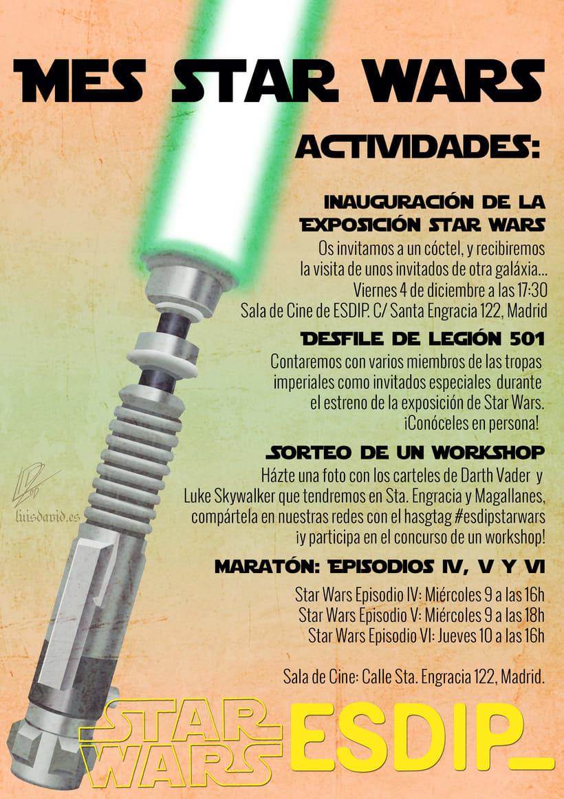 Diciembre: Mes de Star Wars 2
