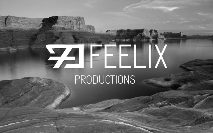 Logotipo Feelix Productions -1