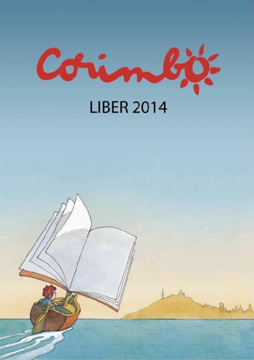Corimbo Feria del Libro Liber 2014 -1