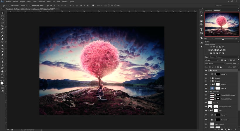 Adobe Photoshop CC 2015 Splash 2