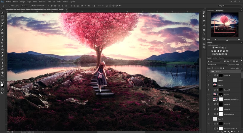 Adobe Photoshop CC 2015 Splash 4