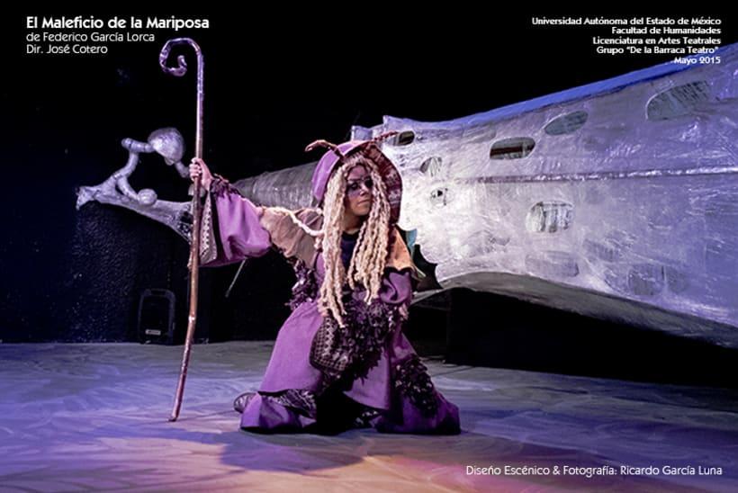 """""""El Maleficio de La Mariposa"""" de F.G. Lorca, Dir. José Cotero 13"""