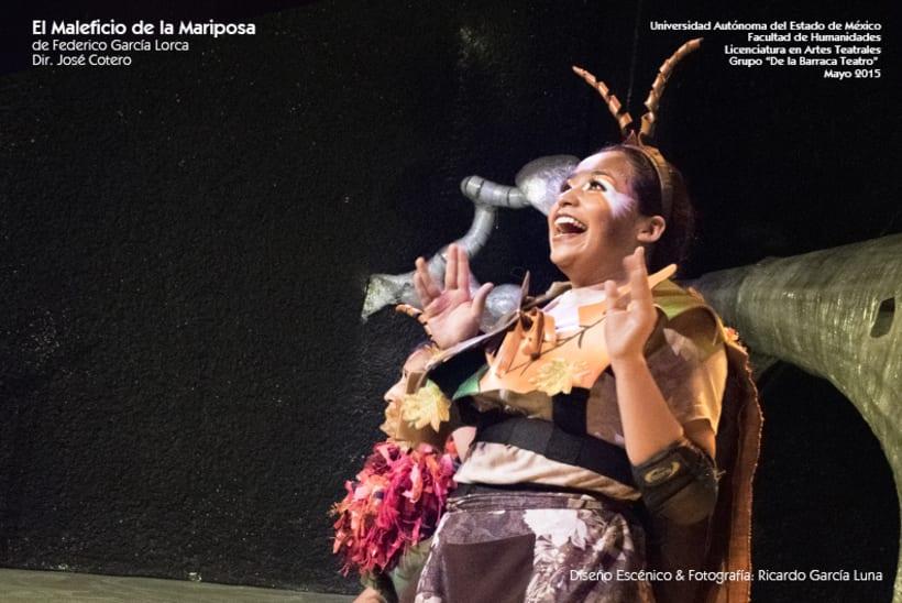 """""""El Maleficio de La Mariposa"""" de F.G. Lorca, Dir. José Cotero 14"""