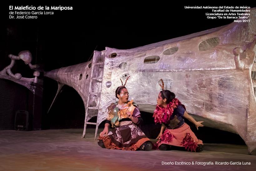 """""""El Maleficio de La Mariposa"""" de F.G. Lorca, Dir. José Cotero 2"""