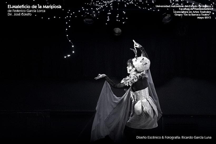 """""""El Maleficio de La Mariposa"""" de F.G. Lorca, Dir. José Cotero 10"""