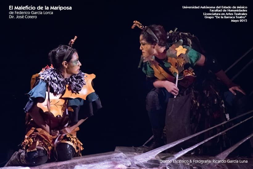 """""""El Maleficio de La Mariposa"""" de F.G. Lorca, Dir. José Cotero 17"""