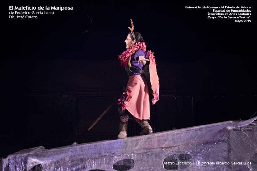 """""""El Maleficio de La Mariposa"""" de F.G. Lorca, Dir. José Cotero 19"""