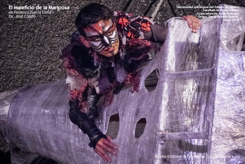 """""""El Maleficio de La Mariposa"""" de F.G. Lorca, Dir. José Cotero 5"""