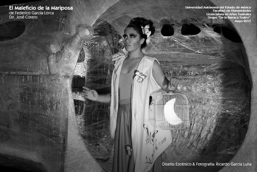 """""""El Maleficio de La Mariposa"""" de F.G. Lorca, Dir. José Cotero 21"""