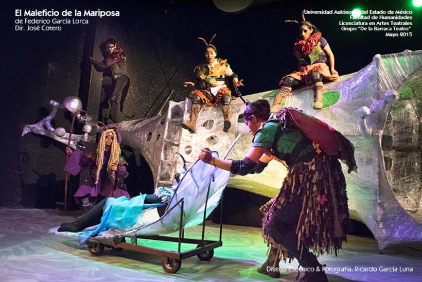 """""""El Maleficio de La Mariposa"""" de F.G. Lorca, Dir. José Cotero 7"""