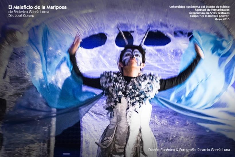 """""""El Maleficio de La Mariposa"""" de F.G. Lorca, Dir. José Cotero 22"""