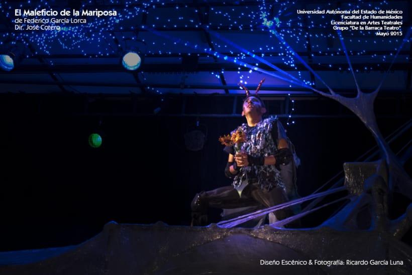 """""""El Maleficio de La Mariposa"""" de F.G. Lorca, Dir. José Cotero 24"""