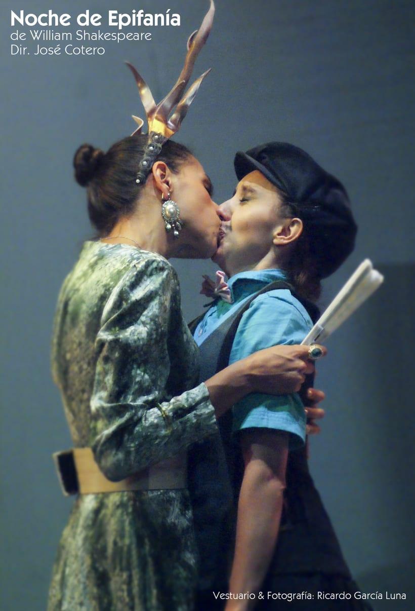 """""""Noche de Epifanía"""" de W. Shakespeare, Dir. José Cotero 7"""