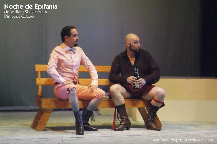 """""""Noche de Epifanía"""" de W. Shakespeare, Dir. José Cotero 10"""