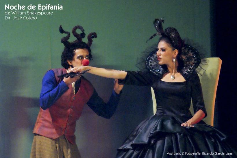 """""""Noche de Epifanía"""" de W. Shakespeare, Dir. José Cotero 11"""
