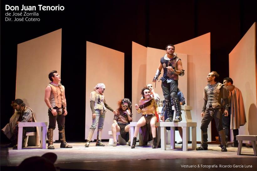 """""""Don Juan Tenorio"""" de J. Zorrilla, Dir. José Cotero 8"""