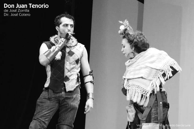 """""""Don Juan Tenorio"""" de J. Zorrilla, Dir. José Cotero 12"""