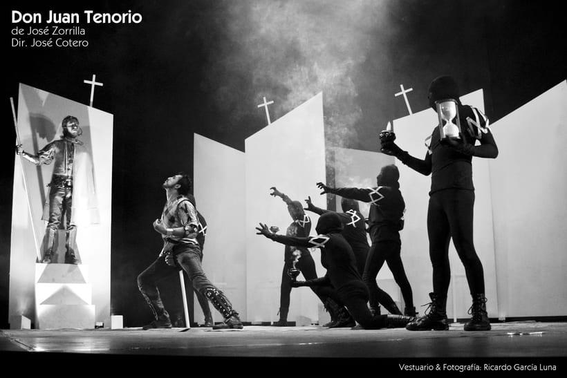 """""""Don Juan Tenorio"""" de J. Zorrilla, Dir. José Cotero 18"""