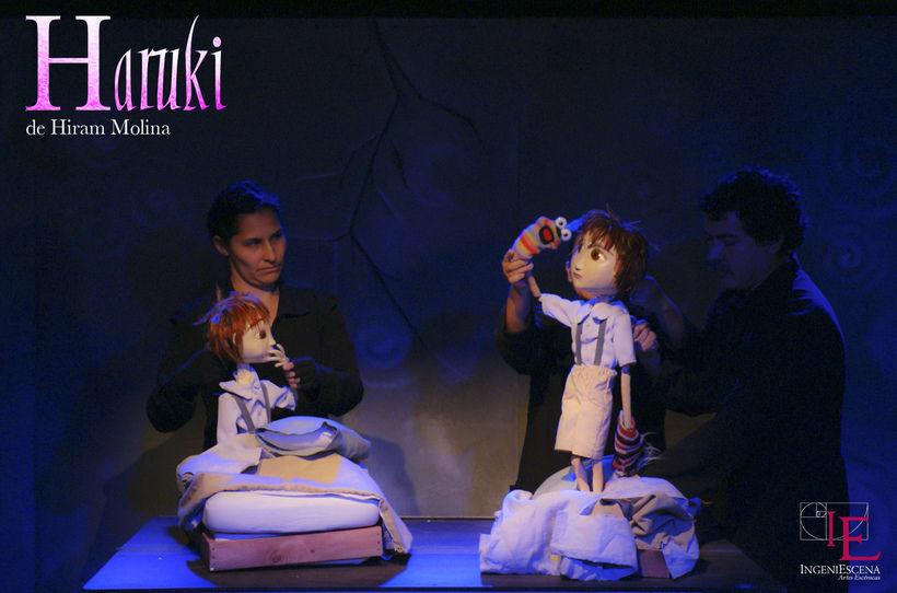 """""""Haruki"""" De H. Molina, Dir. Anabel Domínguez. 2"""