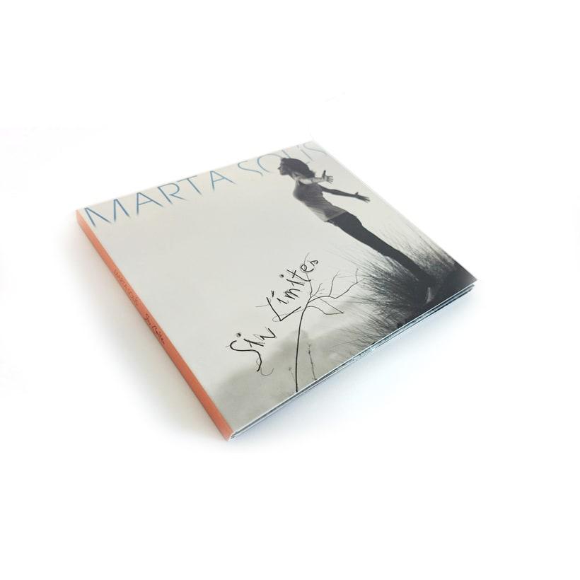 Marta Solís. Cd -1