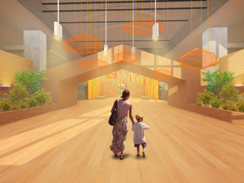 Centro de Día para Aldeas Infantiles 1
