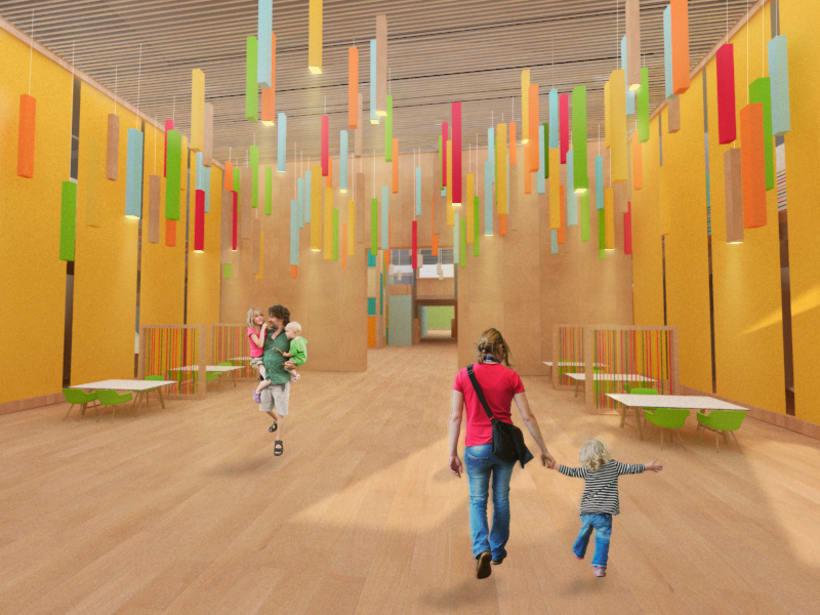 Centro de Día para Aldeas Infantiles 2