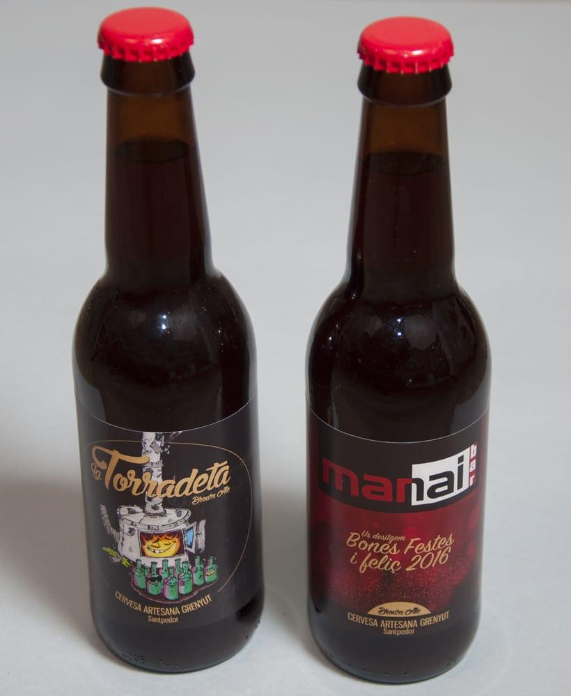 Cerveza artesana Grenyut 3
