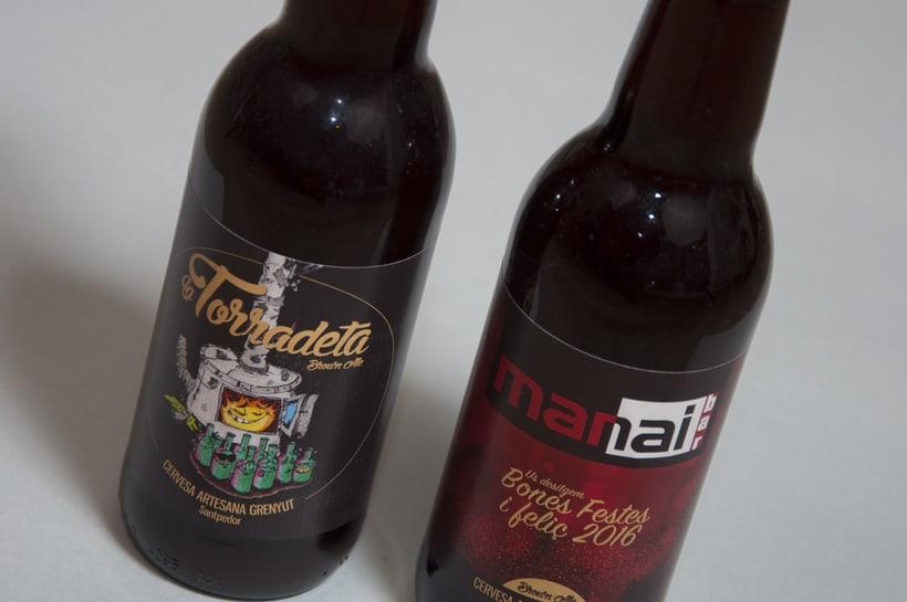 Cerveza artesana Grenyut 4