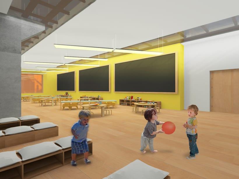 Centro de Día para Aldeas Infantiles 3