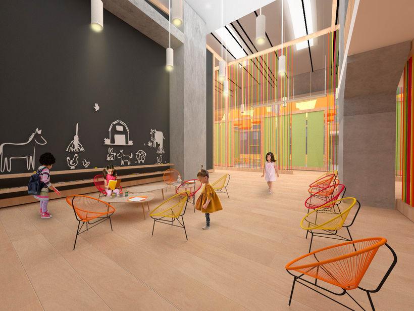 Centro de Día para Aldeas Infantiles 7