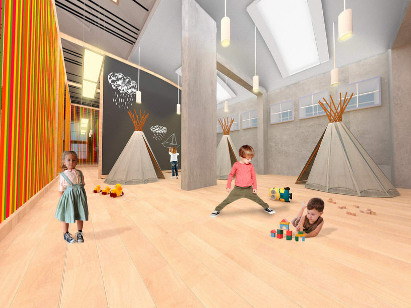 Centro de Día para Aldeas Infantiles 8