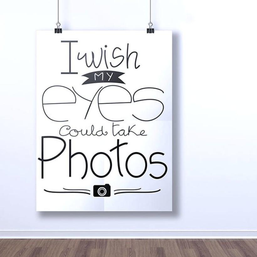Digital lettering 0
