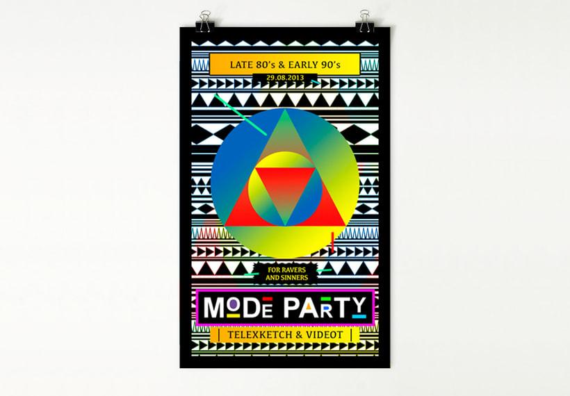 Mode -1