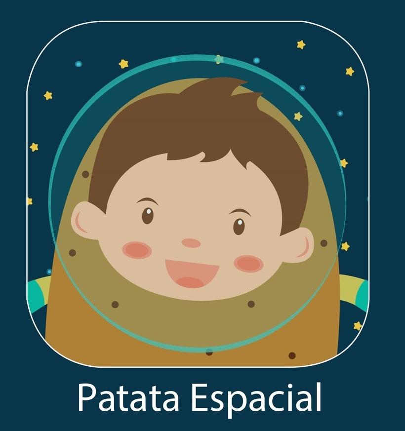 Patata Espacial / Space Potato 0