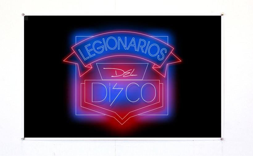 Legionarios del Disco -1