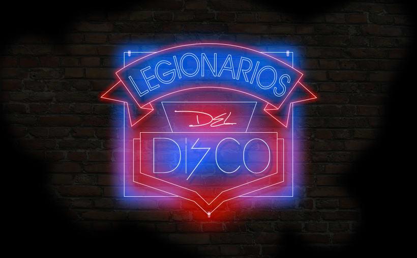 Legionarios del Disco 0