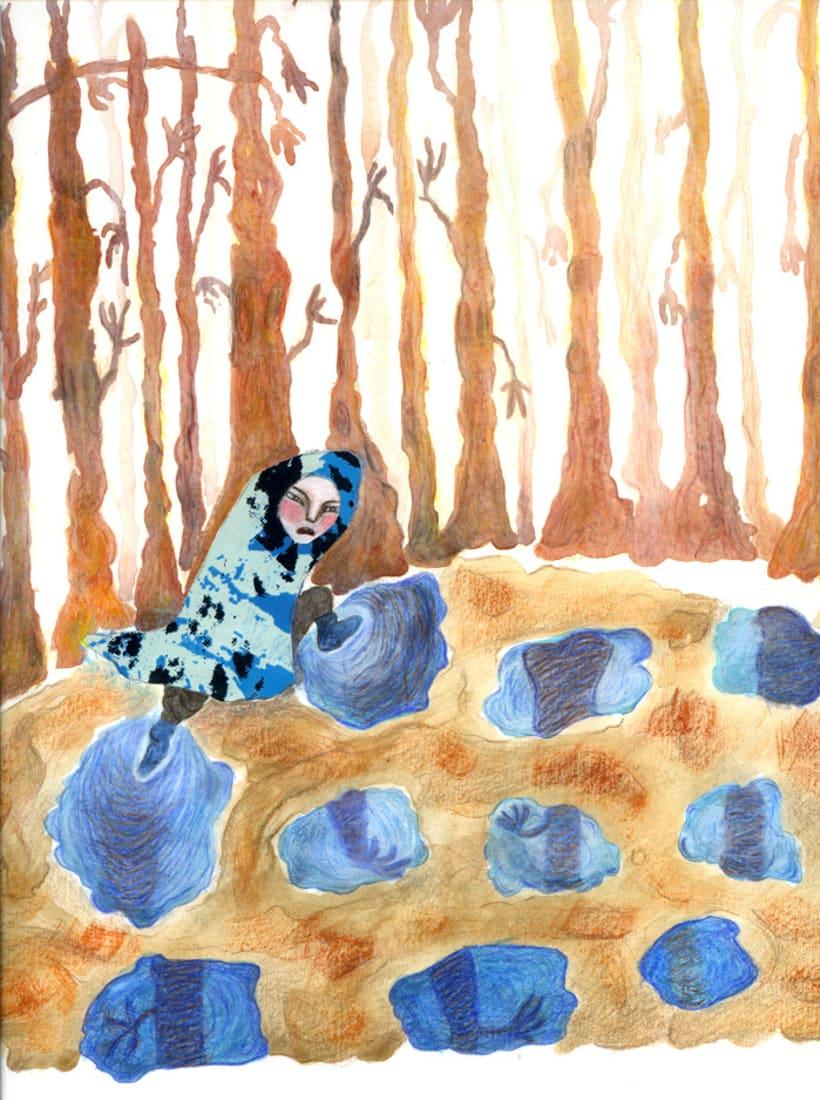 Ilustración de álbum ilustrado -1