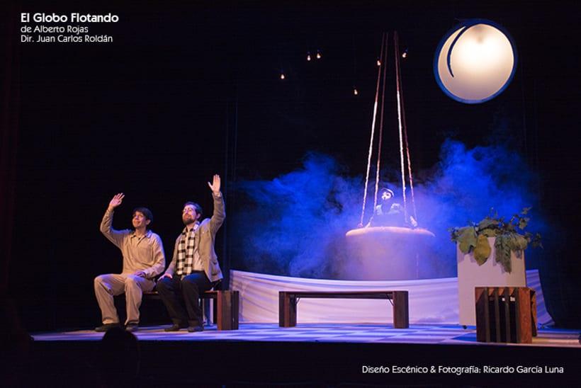 """""""El Globo Flotando"""" de Alberto Rojas Appel, Dir. Juan Carlos Roldán 1"""