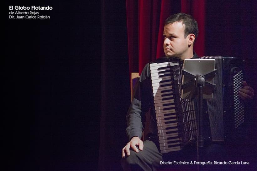 """""""El Globo Flotando"""" de Alberto Rojas Appel, Dir. Juan Carlos Roldán 5"""