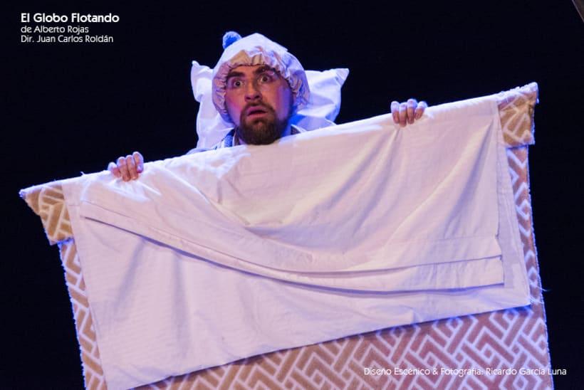 """""""El Globo Flotando"""" de Alberto Rojas Appel, Dir. Juan Carlos Roldán 6"""