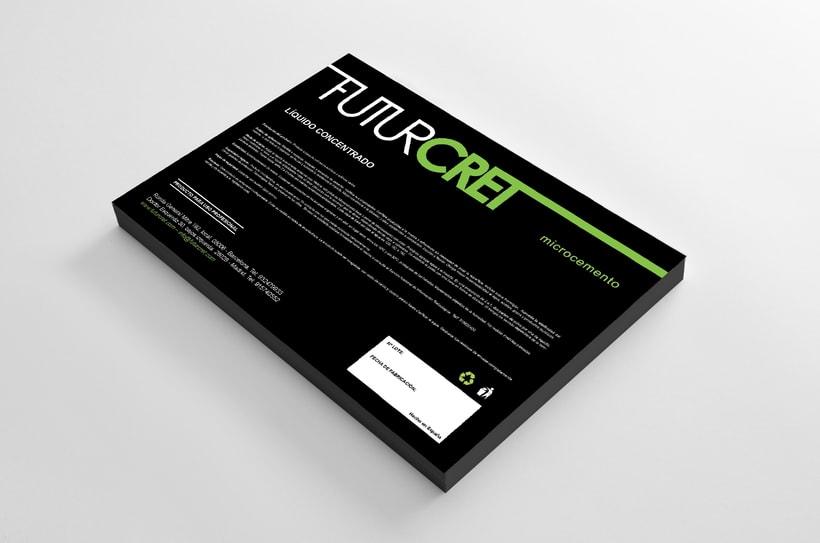 Etiquetas Futurcret -1